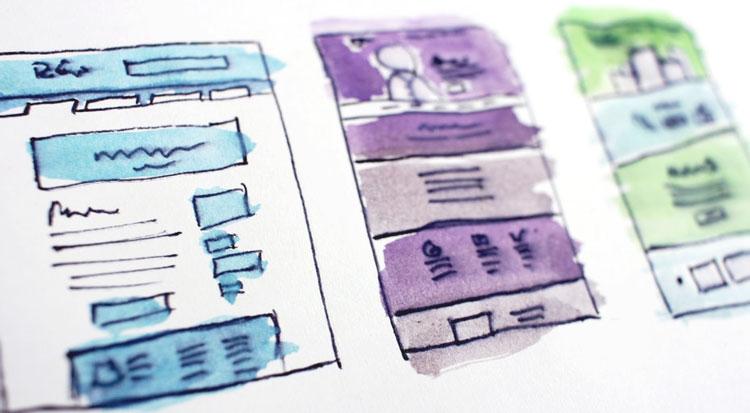 Elementos Páginas web creativas