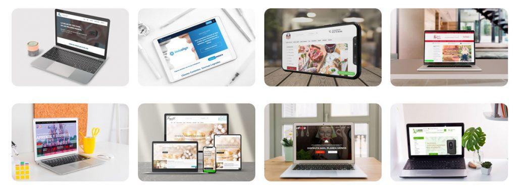 Agencia Diseño web Madrid